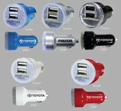 USB Car Charger makes a great giveaway!