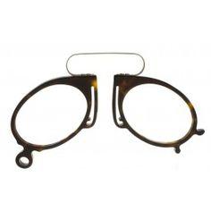 2b1631d01b1b Pince-nez. Oblong Face ShapeVintage TrendsRound EyeglassesOval ...