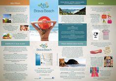 Olá meninas, A partir dessa quinta-feira vai rolar a divulgação do jornalzinho da Brava Beach Internacional, onde estou participando com dicas de moda. A distribuição será a princípio na Praia Brav…