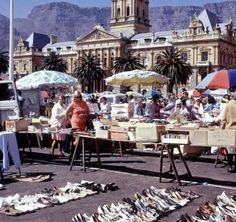 This was Cape Town  Via By the way...
