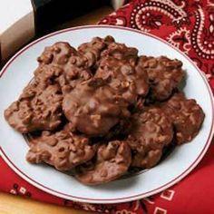 Microwave Peanut Patties