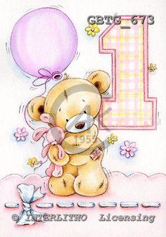 Theresa, BABIES, paintings, GBTG673,#b# stickers bébé, illustrations, pinturas