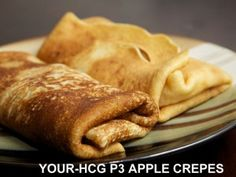 hcg phase 3 dessert recipes apple crepes