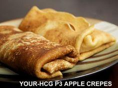 hcg phase 3 dessert recipes apple crepes