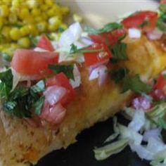 Easy Chicken Enchiladas Allrecipes.com