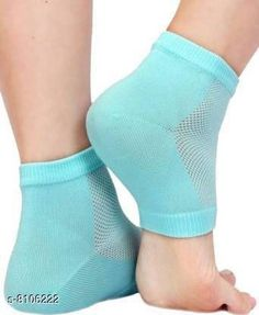 Socks Silicone Gel Heel Socks For Dry Hard Cracked Heels Repair Heel Socks Fabric: Cotton Blend Type: Gel/grip Pattern: Solid Multipack: 1 Sizes: Free Size Country of Origin: India Sizes Available: Free Size   Catalog Rating: ★4 (1338)  Catalog Name: Styles Unique Women Socks CatalogID_1344139 C72-SC1086 Code: 491-8106222-995