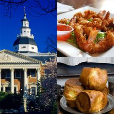 Annapolis Food and Historical Tour: Step back in time and explore Annapolis with an 18th-century Colonial-clad walking tour guide on this Annapolis Food and Historical Tour. #Baltimore #Annapolis #FoodTour #HistoryTour