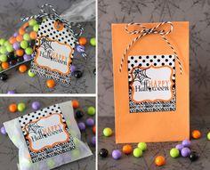 Free printables-Happy Halloween