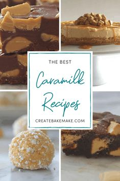 Tart Recipes, Brownie Recipes, Cheesecake Recipes, Sweet Recipes, Cookie Recipes, Fun Desserts, Delicious Desserts, Dessert Recipes, Cadbury Recipes