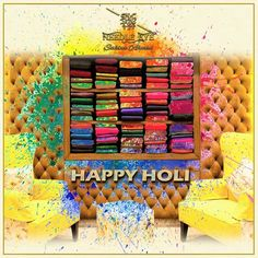 Happy colours to you Holi Festival Of Colours, Bridal Blouse Designs, Happy Holi, Happy Colors, Rainbow, Eye, Instagram, Rain Bow, Happy Holidays