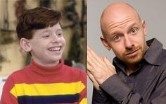 "This is what Ferguson from ""Clarissa Explains It All"" looks like today. 