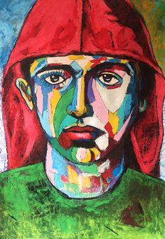 EL NIETO DE PANCHO: RECICLAR Painting, Trash Bag, Paintings, Painting Art, Painted Canvas, Drawings