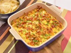 The Kitchen/Jeff~Mashed Potato Dip Recipe. Something new, looks delicious!!