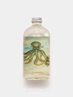 Octopus Bubble Bath No. 14