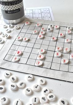 selbstgemachtes Sudoku
