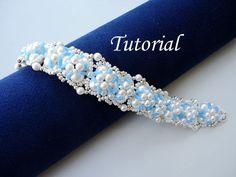 Tutorial Perla Neve Bracelet