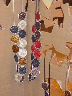 Recycler des capsules de bi re deco brico recup - Que faire avec des capsules de cafe ...