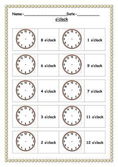 clock worksheets free clock worksheets later and earlier 1 telling time pinterest clock. Black Bedroom Furniture Sets. Home Design Ideas