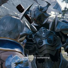 Anunciado Mobius Final Fantasy para iOS y Android   CheckPoint Games