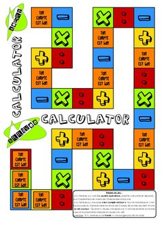 jeu maths calculator C3