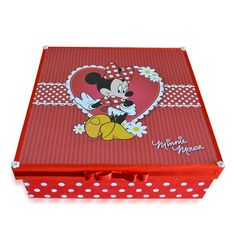 Minnie, Favor Boxes, Toy Chest, Projects To Try, Scrapbook, Gifts, Ideas, Handmade Boxes, Craftsman Area Rugs