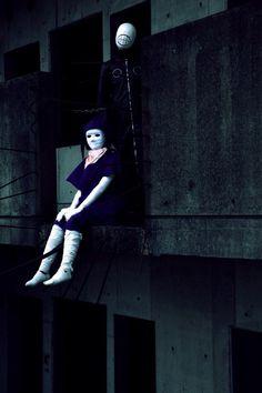 Eto & Noro Tokyo Ghoul)