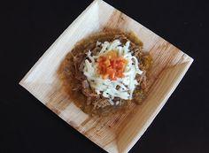"""Denny Chef Blog: """"Patacones"""" con carne sfilacciata"""