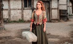 """Niamh Walsh plays one of the lead characters in the new British TV show """"Jamestown,"""" which aired in the U.K. on Friday. (Courtesy Sky UK Limited)"""