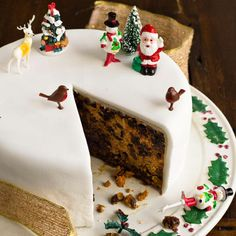 How To Feed A Christmas Cake With Brandy