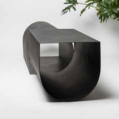 LUUR DESIGN, U BENCH.