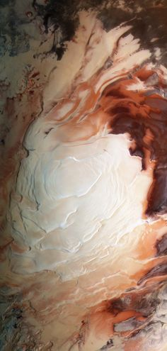 Mars south pole: 2013's Best and Most Beautiful Photos of the Universe