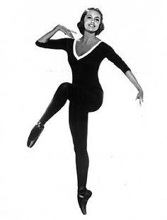 Cyd charisse ballet