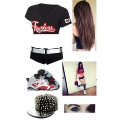 A fashion look from July 2014 featuring Freya shorts. Browse and shop related looks.