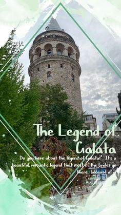 Do you here before about the legend of Galata Tower? And why many of brides go there to take photos? It was a beautiful romantic legend Turkish People, Newly Married, Tourist Places, Istanbul, Brides, Tower, Romantic, Explore, Photos
