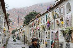 Cementerio General. La Paz, Bolivia. 2011