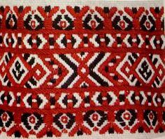 Slovakia embroidery