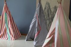 Tents-pinned by http://www.auntbucky.com  #kids #tent