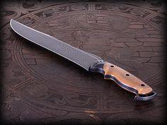 Custom Bowie Knife 282