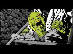 EVIL DEAD 2 - ROTOSCOPED!