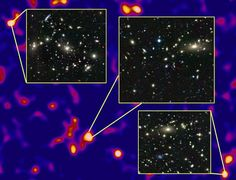 found a 'web' of dark matter stretching through space, interwoven with the galaxies we can see from Earth.   Dark matter has frequently been...