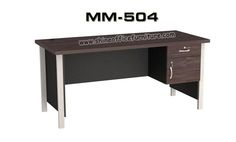 www.shineofficefurniture.com Meja kantor Direktur merk VIP MM-504 By shine Furniture