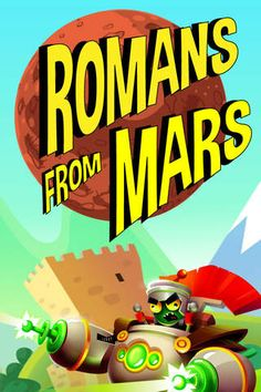 MrAppson - Romans From Mars