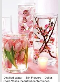 Beautiful Center Pieces #Various #Trusper #Tip