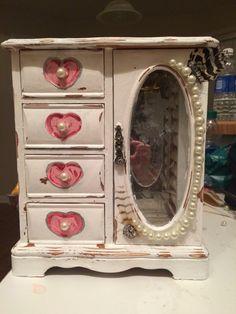Jewelry box I redone.