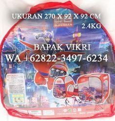 WA +62822-3497-6234, Tenda Anak Murah Online Bekasi, Tenda Anak Ukuran Besar Bekasi