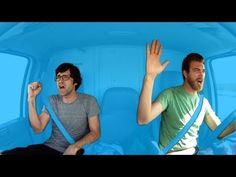 Best road trip songs ever - Rhett and Link. I laughed so hard.