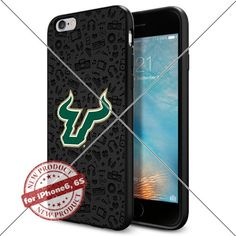 Case South Florida Bulls Logo NCAA Cool Apple iPhone6 6S Case Gadget 1531 Black Smartphone Case Cover Collector TPU Rubber original by Lucky Case [Music] Lucky_case26 http://www.amazon.com/dp/B017X126VY/ref=cm_sw_r_pi_dp_AGctwb1EH6MKK
