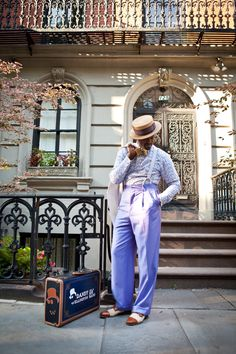 BLOGGED: Its Summer in the city and I'm trying to stay cool.   Check out this post on my #NewYorkDandy Blog!!  Link: www.DandyWellington.tumblr.com   Anne Hugus Photography