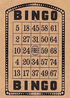 January 2013 First Saturday night bingo of the new year at the we were super busy, sold tons of tipboards :) Vintage Ephemera, Vintage Paper, Vintage Art, Vintage Pictures, Vintage Images, Lottery Tickets, Lottery Tips, Lottery Games, Bingo Sheets