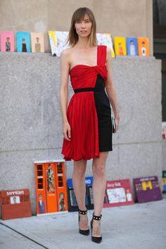 New York Street Style Fashion Week Spring 2014 - New York Fashion Week Spring 2014 - Harper's BAZAAR